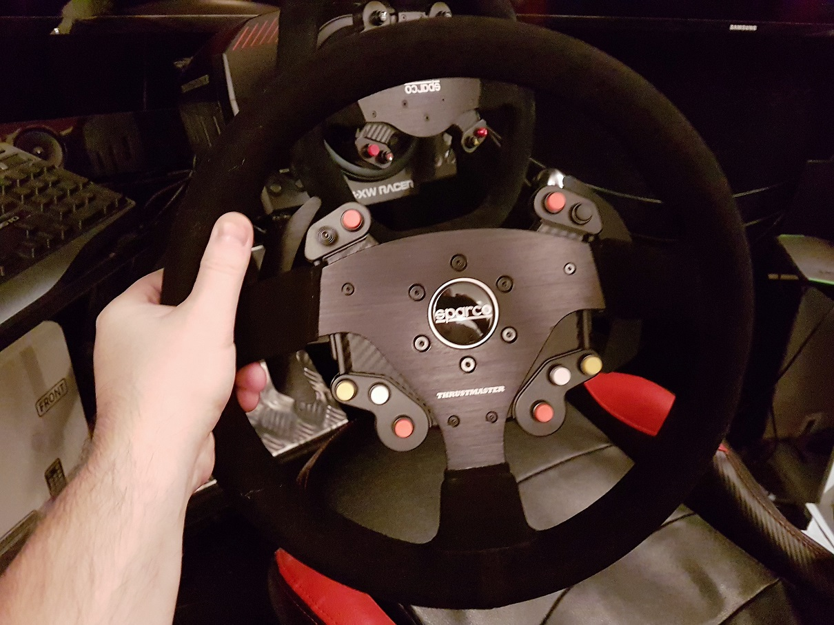 Another Steering Wheel Question